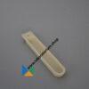 Verbrandingsschuitje 108x15x8 mm Alsint, met oogje, max. 1700°C